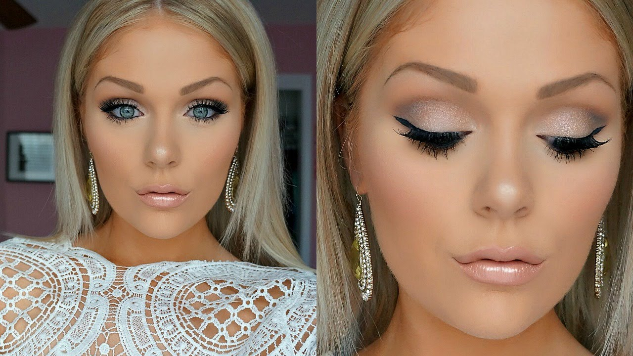 Wedding Makeup For Brown Eyes And